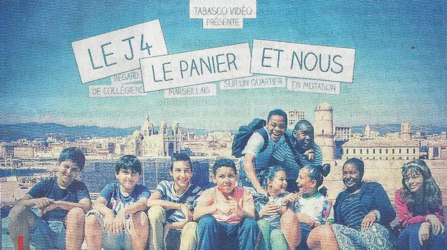 Un webdoc pour raconter leur J4 – La Provence