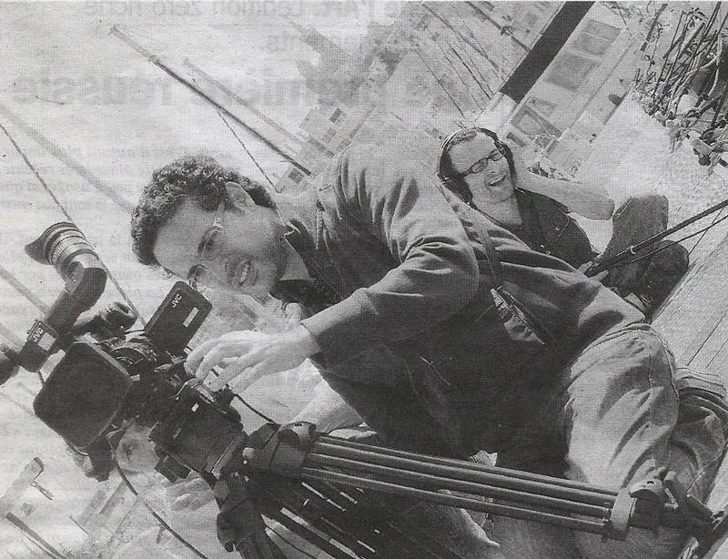Les habitants font leur cinéma – La Marseillaise