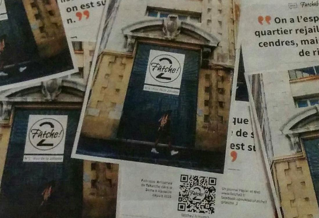 Ça va tchatcher à la Joliette – La Marseillaise