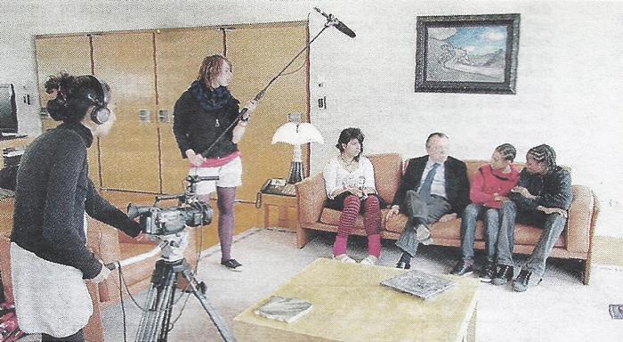 Du piment dans votre TV – Marseille L'Hebdo