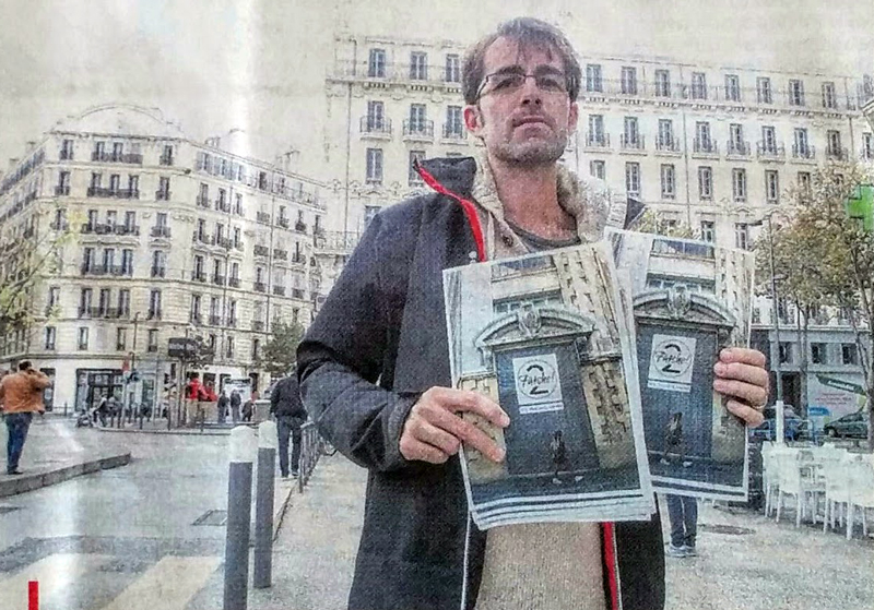 «Fatche 2 !», le petit journal qui veut écouter la rue – La Provence